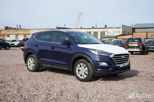 Hyundai Tucson, 2020 89118213178 купить 3