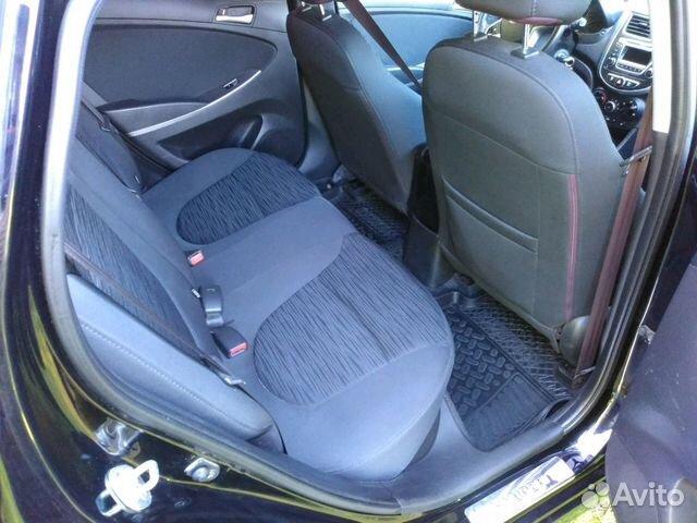 Hyundai Solaris, 2014 89091449594 купить 5