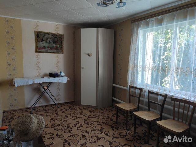 Дом 75 м² на участке 10 га
