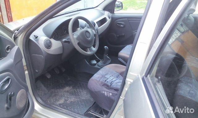 Renault Sandero, 2011 89157609472 купить 10