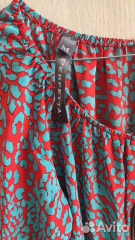 Платье (натуральный шелк) Perfetta  89139687644 купить 3