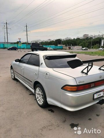 Toyota Mark II, 1993 купить 2