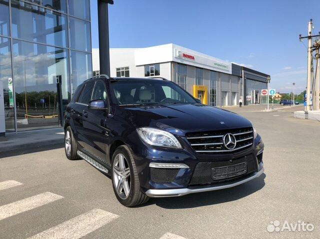 Mercedes-Benz M-класс AMG, 2013 89058194466 купить 8