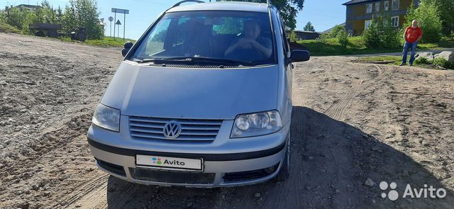 Volkswagen Sharan, 2003  купить 4