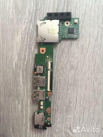 Плата расширения для ноутбука asus Eee PC 1011PX  89049707808 купить 2