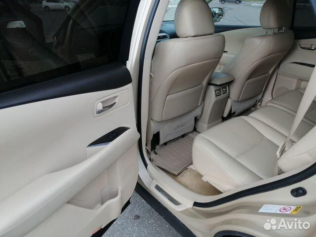 Lexus RX, 2010 89131506622 купить 8