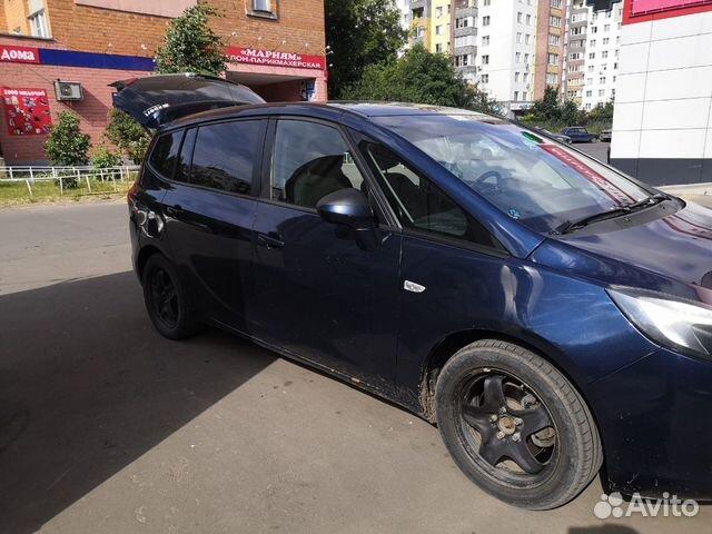 Opel Zafira, 2012 купить 4