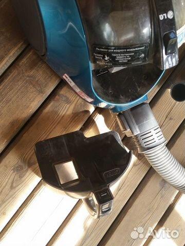 Пылесос бытовой 89657262011 купить 3