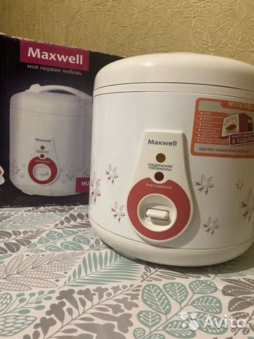 Мультиварка Maxwell купить 1