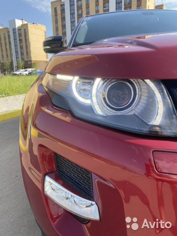 Land Rover Range Rover Evoque, 2013 89605975898 купить 7