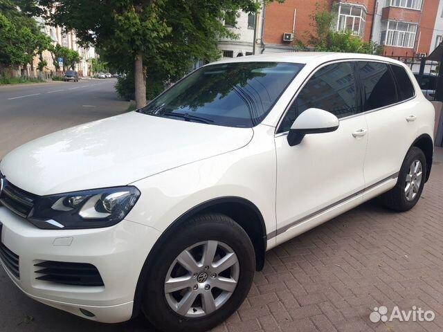 Volkswagen Touareg, 2012 89537437316 купить 4