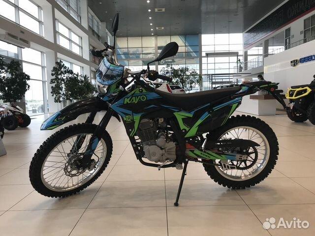 Мотоцикл kayo T2 250 enduro 21/18 88792225000 купить 1