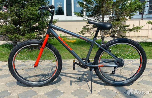 Велосипед Altair MTB 24 1.0  89233159000 купить 2