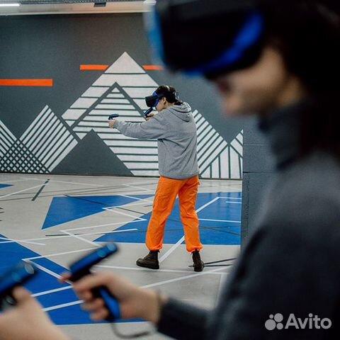 VR Арена, VR аттракцион Oculus Quest \ Rift S