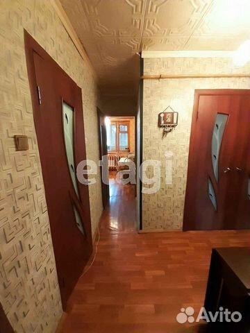 3-к квартира, 59.4 м², 2/5 эт.  89610012784 купить 10