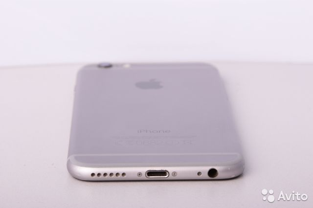 Телефон Apple iPhone 6 64 Gb Space Grey  88005554735 купить 4