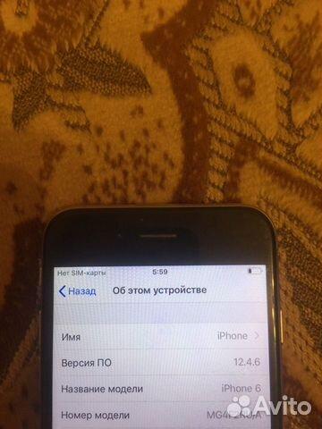 iPhone 6 64gb  89132007466 купить 3