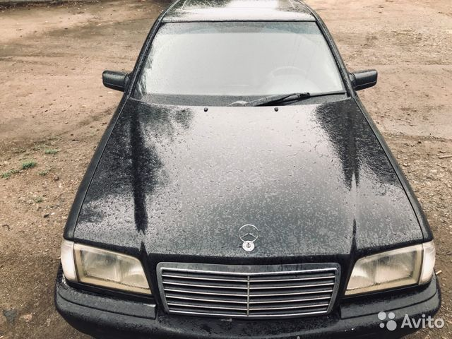 Mercedes-Benz C-класс, 1998  купить 2