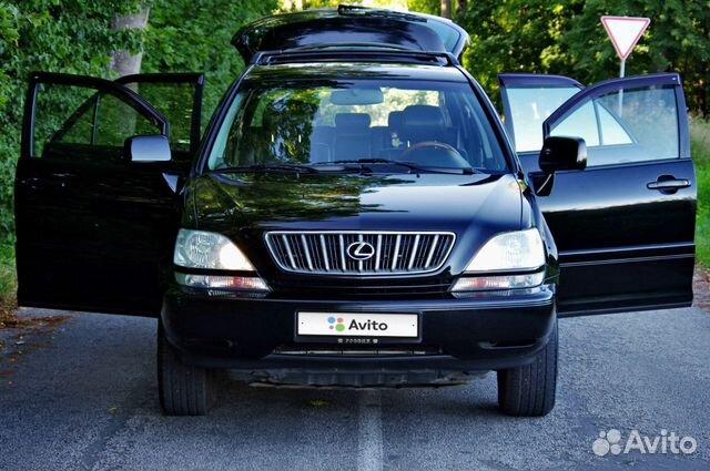 Lexus RX, 2003  89622639631 купить 7