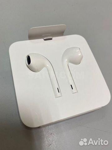 Наушники earpods на lightning  89675019658 купить 1