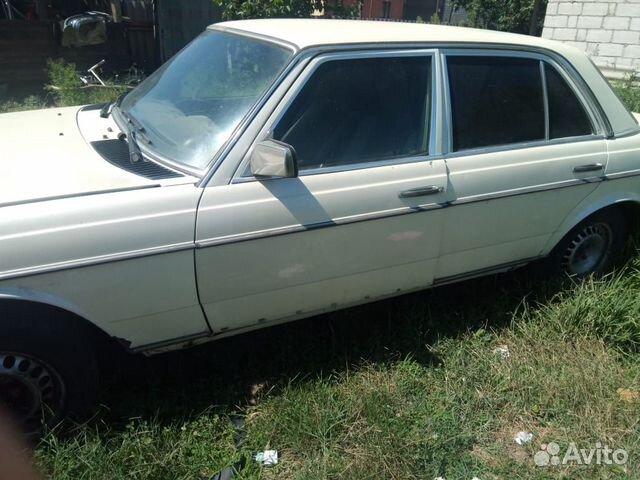 Mercedes-Benz W123, 1977  89194212494 купить 10