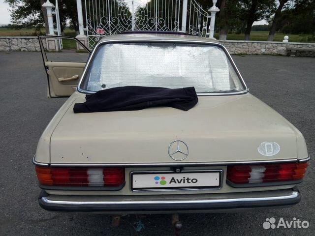 Mercedes-Benz W123, 1977  89194212494 купить 1