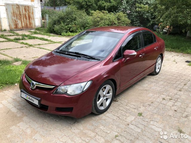 Honda Civic, 2008  89520648140 купить 1
