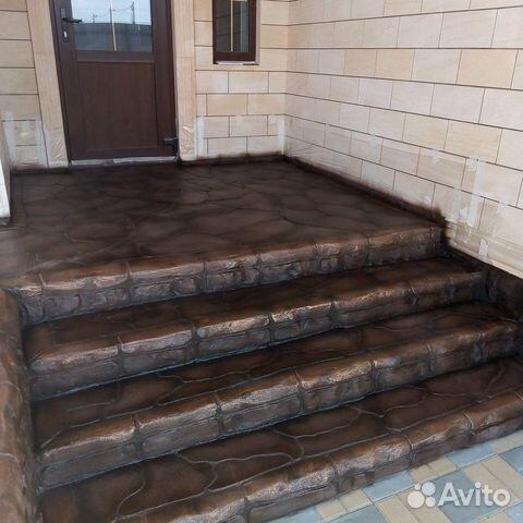цоколь арт бетон