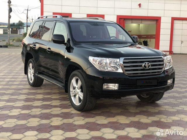 Toyota Land Cruiser, 2011  89270556666 купить 7