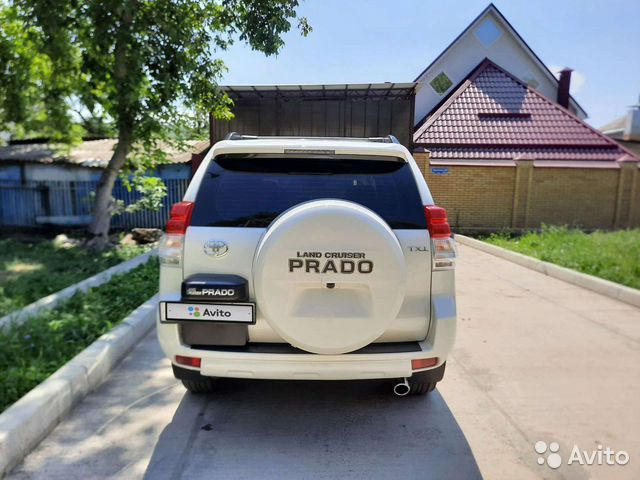 Toyota Land Cruiser Prado, 2012  89034175732 купить 3