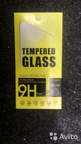 Tempered Glass screen protector 9H 2,5D защитная п  89202273784 купить 1