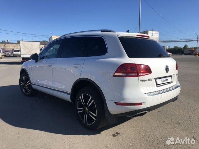 Volkswagen Touareg, 2012  89090542645 купить 4