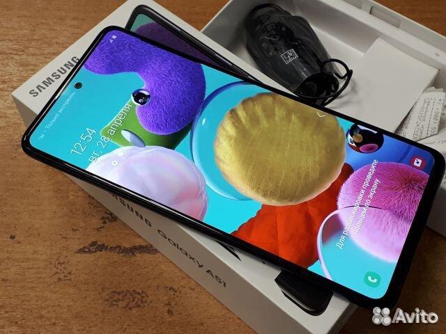 Samsung a51 (обмен )  купить 1