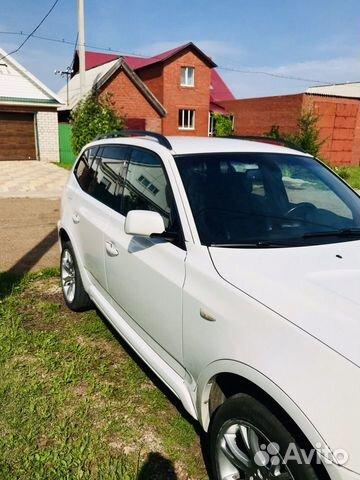 BMW X3, 2009  89656453758 купить 3