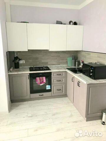 1-room apartment, 40 m2, 5/8 FL.