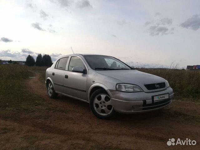 Opel Astra, 2000  89068197607 купить 6
