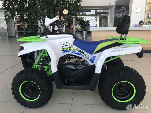 Квадроцикл rockot hammer-200  88792225000 купить 4