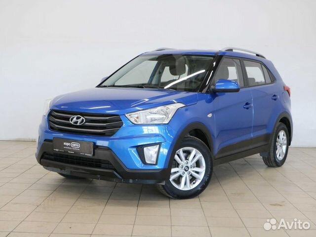 Hyundai Creta, 2016  84872520037 купить 1