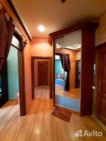 2-rums-lägenhet 52 m2, 2/4 FL.
