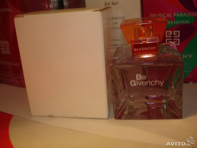 Givenchy Be Givenchy 50 ml tester EDT— фотография №1