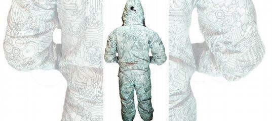 Горнолыжный сноубордический костюм Ripzone Белый купить в Новосибирской  области на Avito — Объявления на сайте Авито efd38b0ea8c