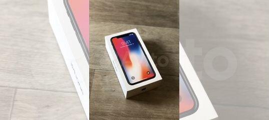 iPhone X 256 Gb купить в Хабаровском крае | Бытовая электроника | Авито