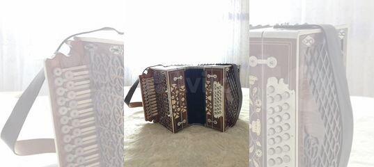 Гармонь Нижегородская