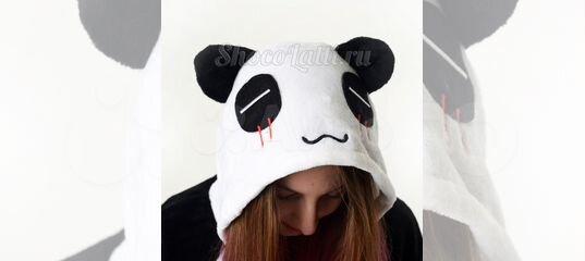 Пижама кигуруми панда грустная купить в Москве на Avito — Объявления на  сайте Авито 7b88d06d598f3