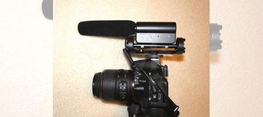 Внешний микрофон для камер SGC-598 новый