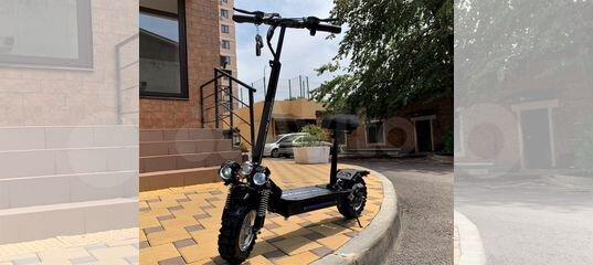 Электросамокат Kugoo M5 купить в Санкт-Петербурге | Хобби и отдых | Авито