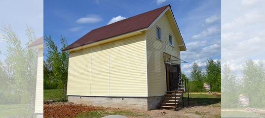 Дом 86.5 м² на участке 3.8 сот. в Московской области | Недвижимость | Авито