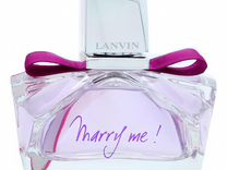 Парфюмерная вода Marry Me (Lanvin)