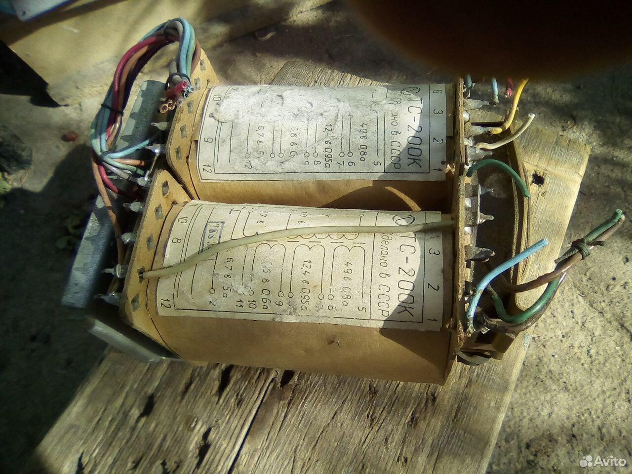 Трансформатор тс-200К  89043215940 купить 1
