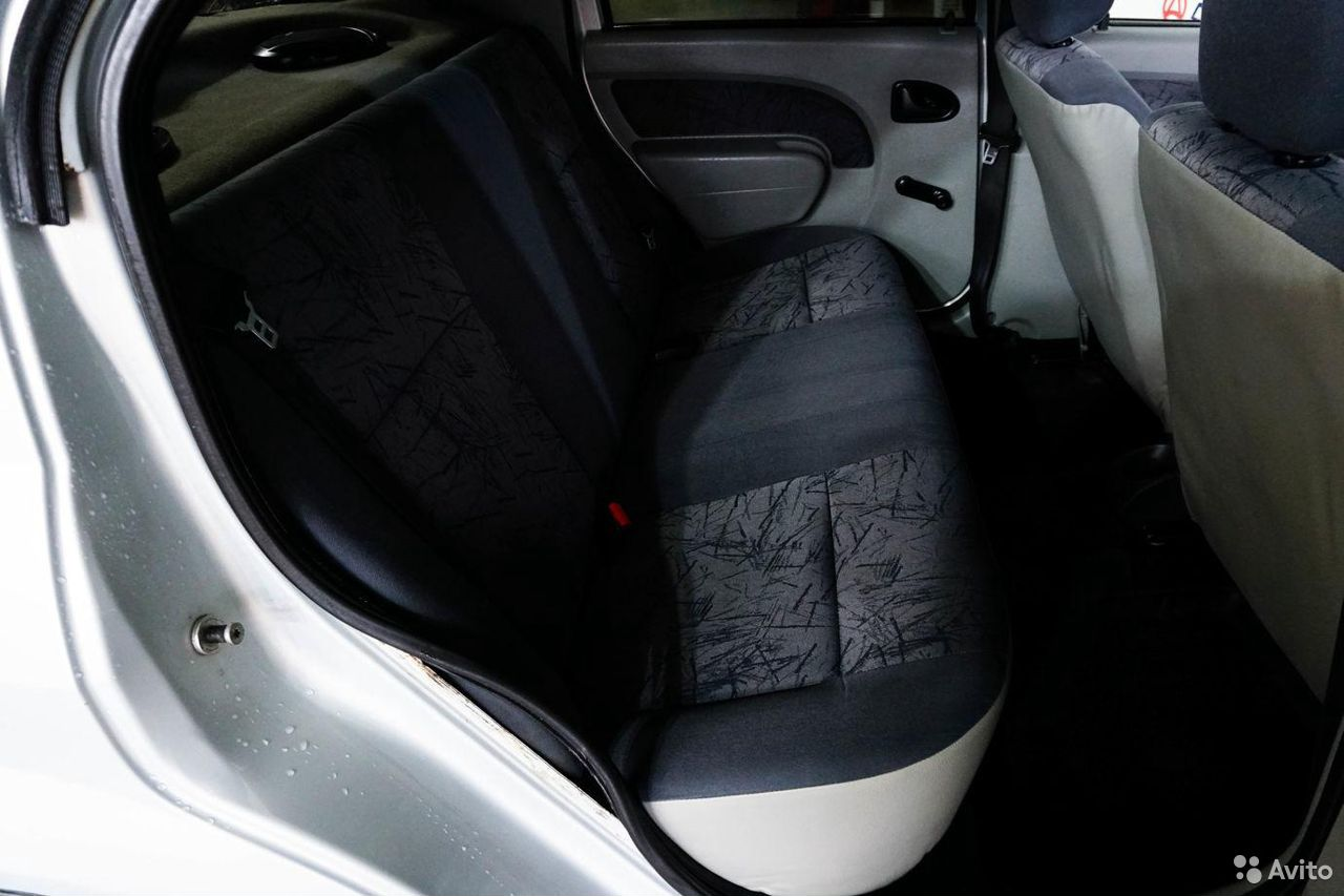 Renault Logan, 2007  88422291372 купить 8